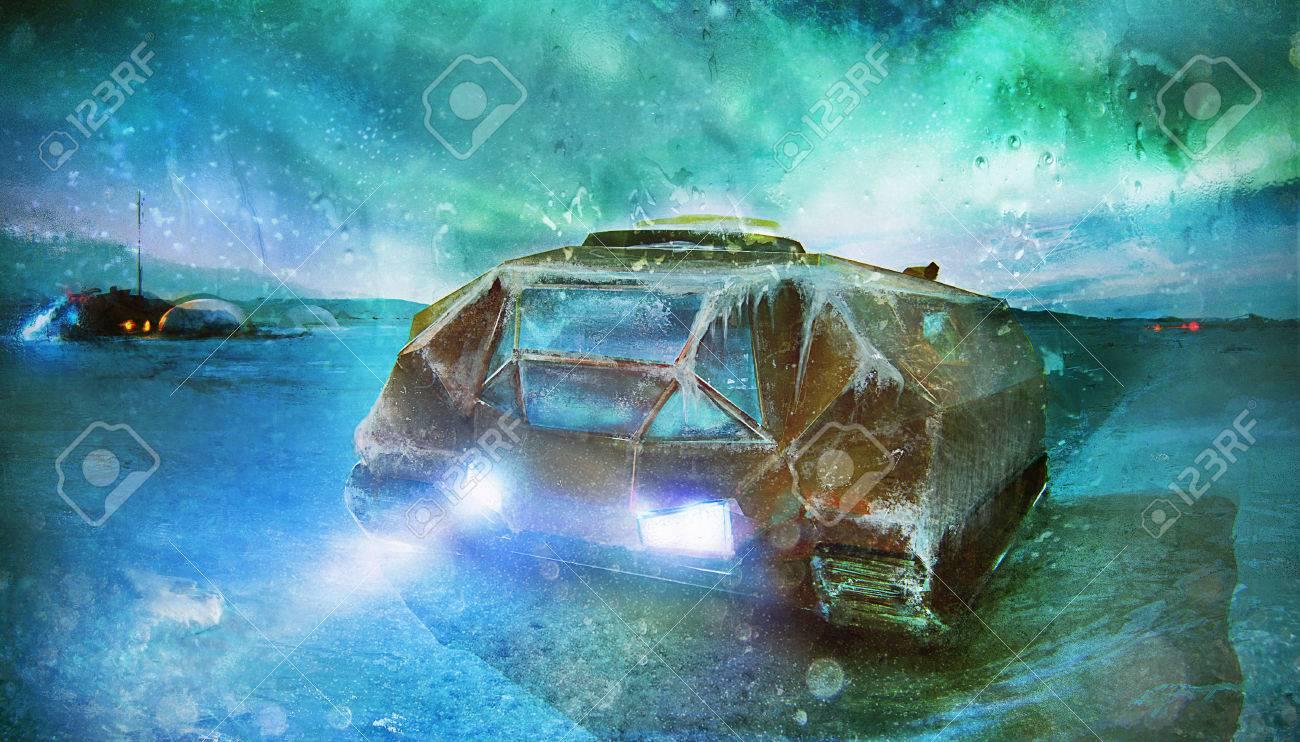 Planet Concept Art