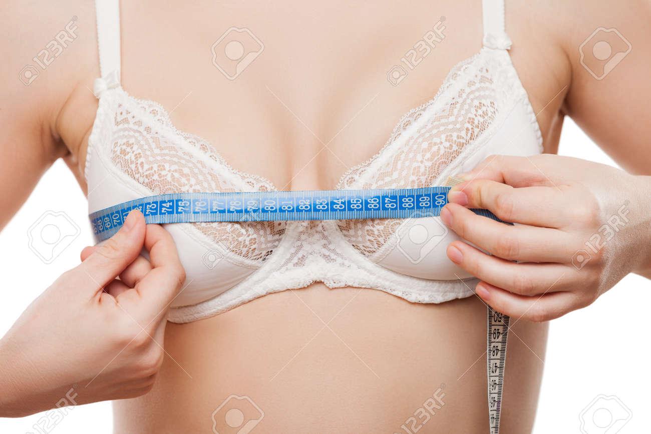 Breast growth photos