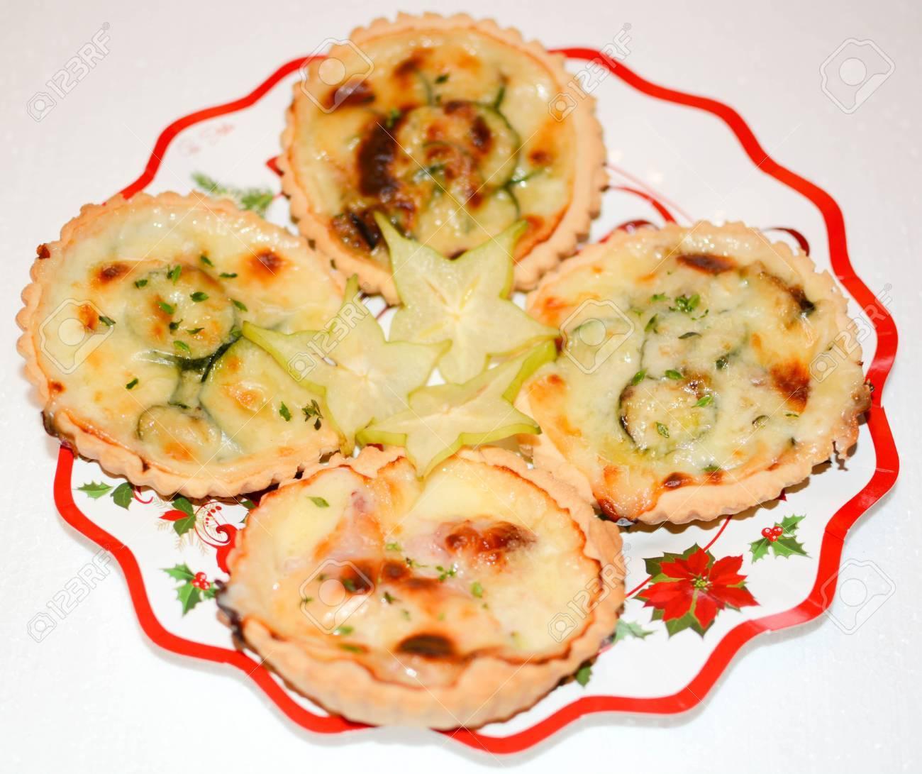 Original Fingerfood Der Italienischen Küche Lizenzfreie Fotos ...