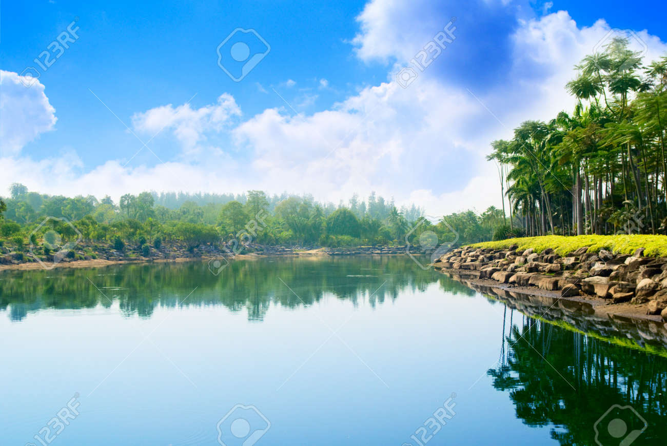 park in Thailand Stock Photo - 4502481