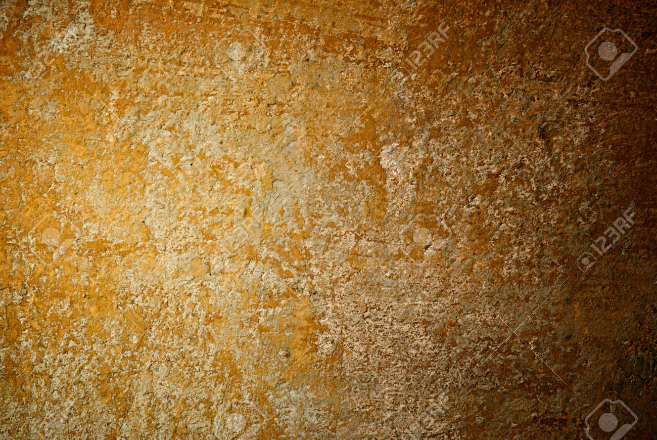 old cracked, paited wall Stock Photo - 4635446