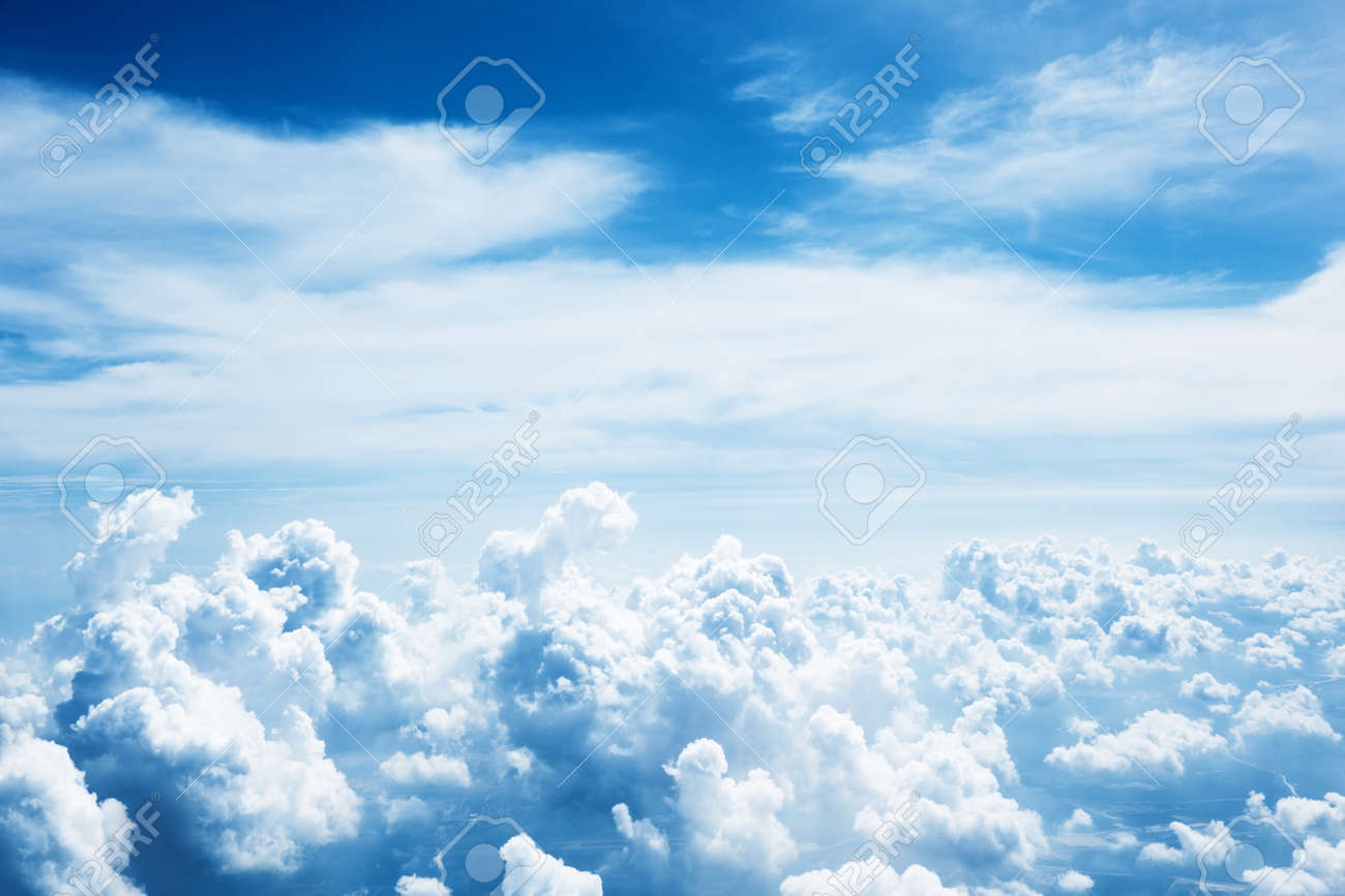 clouds and sky Stock Photo - 22412965