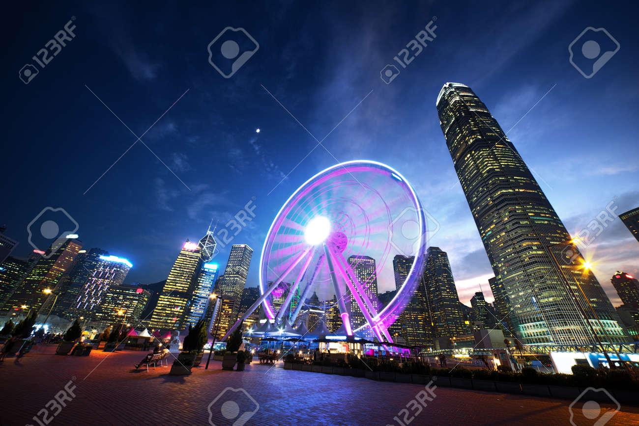 Observation Wheel, Hong Kong - 48686657