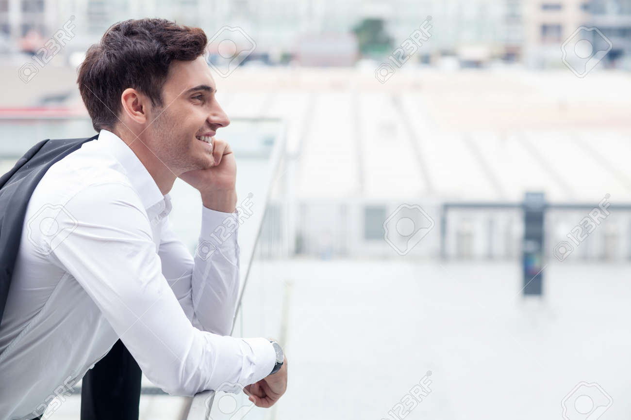 Attractive males have enjoyment
