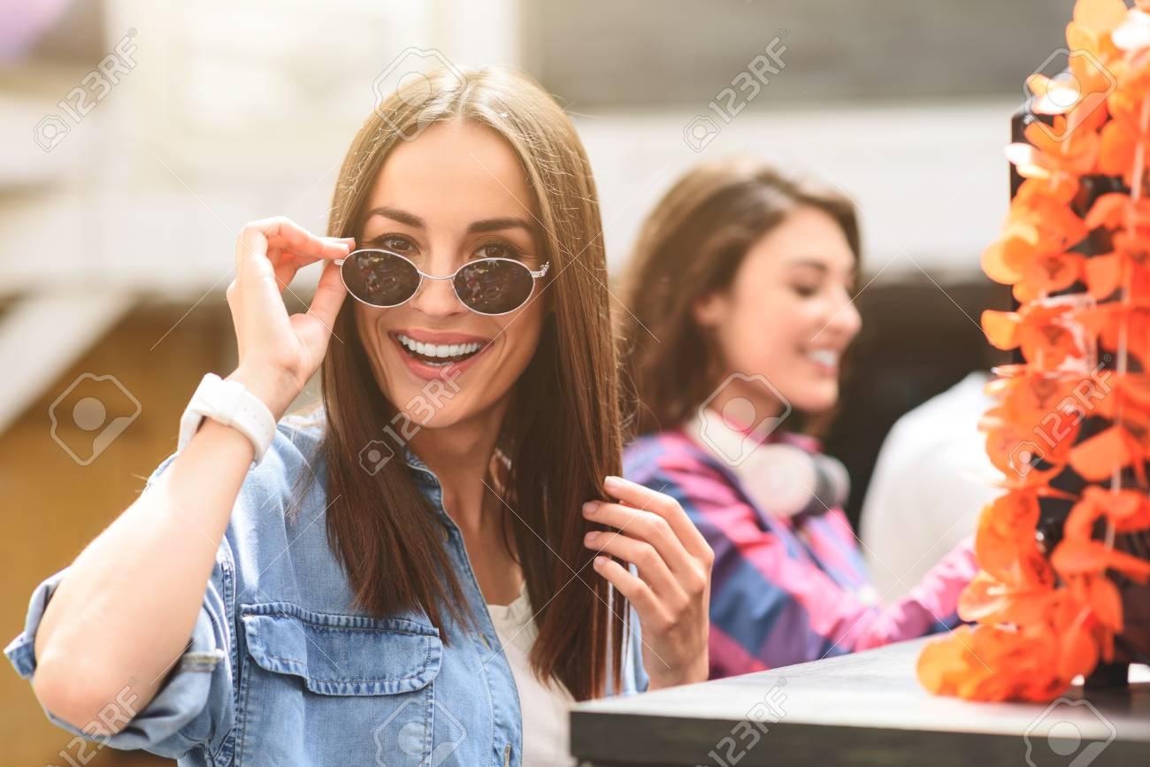 ea8f4e62e6 ... round sunglasses. Friends