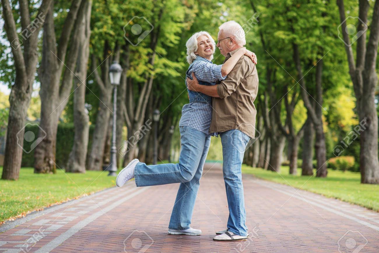 free dating old man