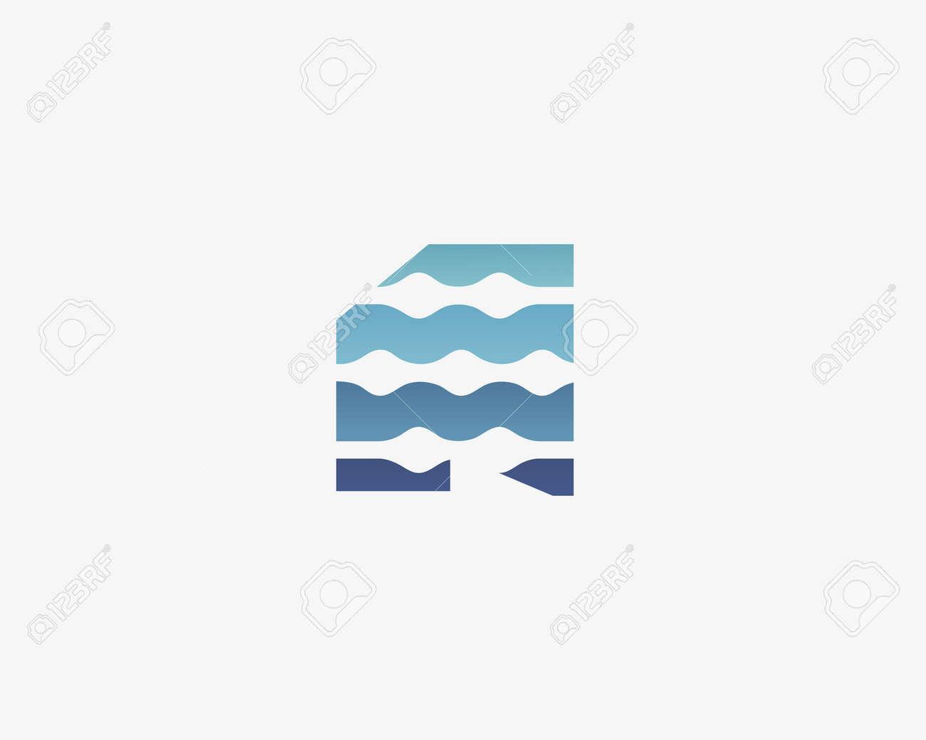 Resumen Letra A Logo Icono Vector Diseño. Universal Colorido ...