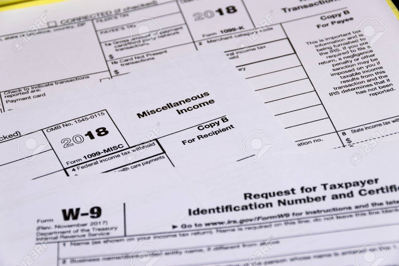 Composed Shot Of IRS Tax Forms Stock Photo, Picture And Royalty Free ...