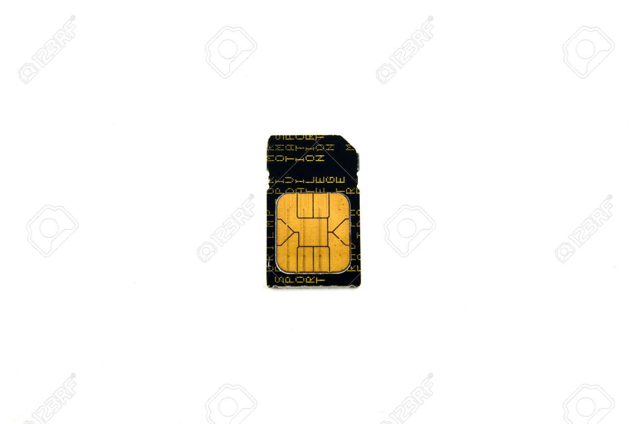 Sim card Stock Photo - 11916270