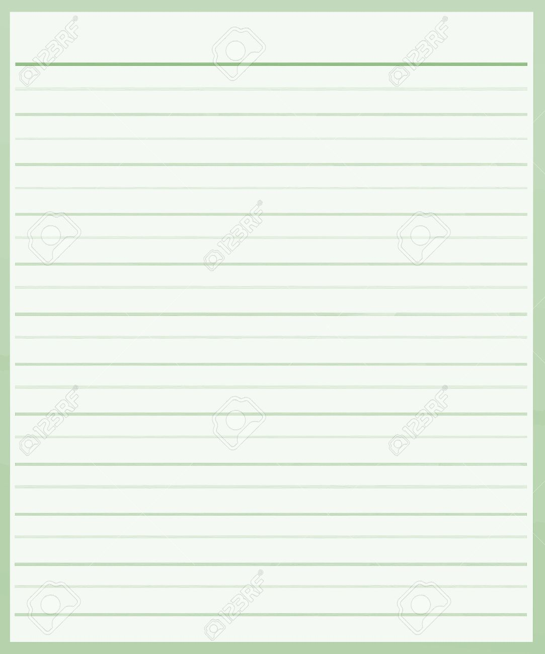 Doc400518 Lined Blank Paper Lined paper template Paperkit – Blank Line Paper