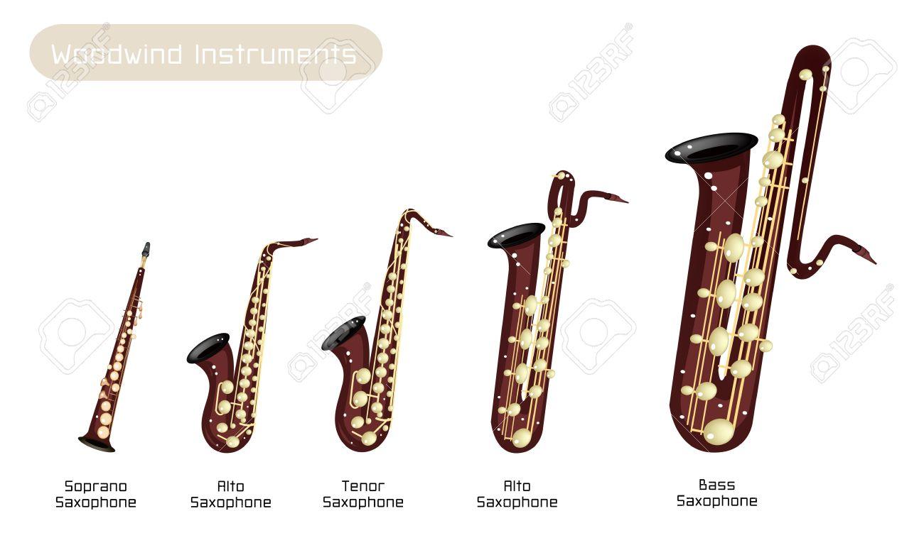 sopran saxophon