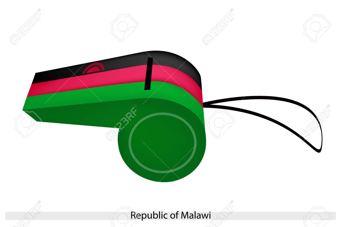 A Red Rising Sun On A Horizontal Black Red And Green Of The