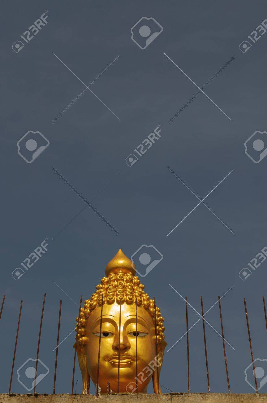 A close up of a  Buddha Stock Photo - 20336948