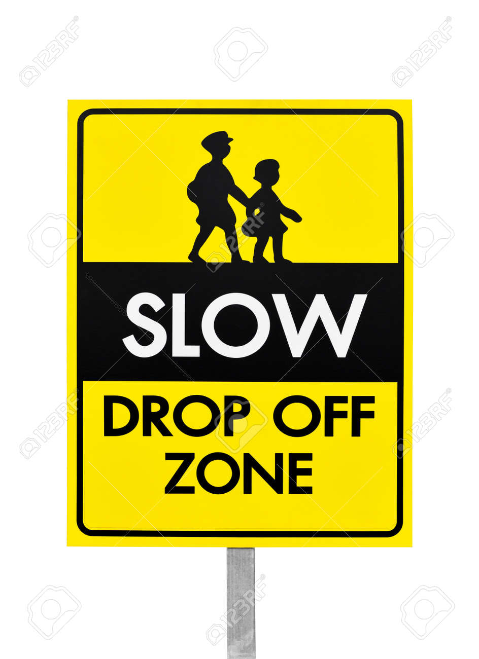 Image result for SLOW DOWN SCHOOL ZONE