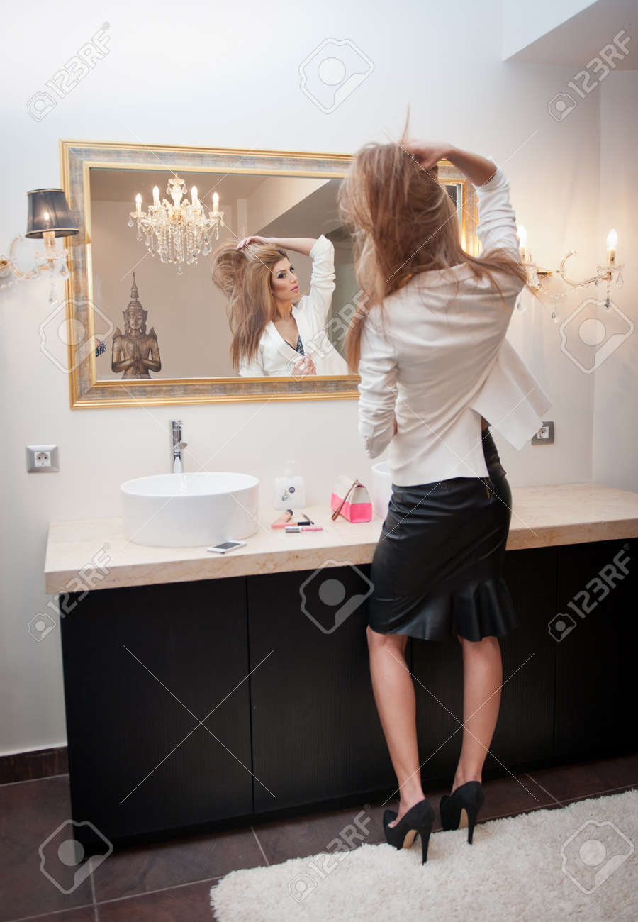 Sexy outfit büro