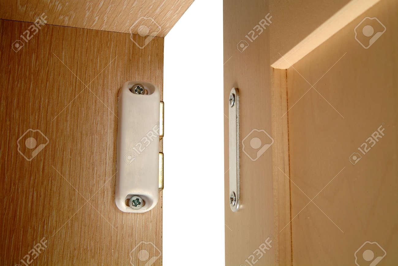 Magnetic Catch On Cabinet Door