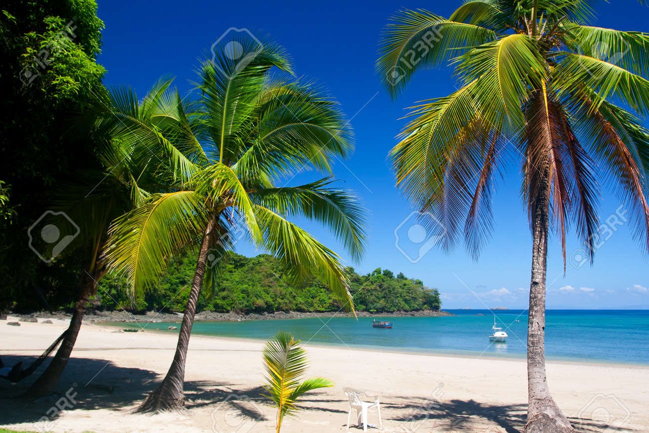 Isla Coiba Panama Stock Photo - 13765864