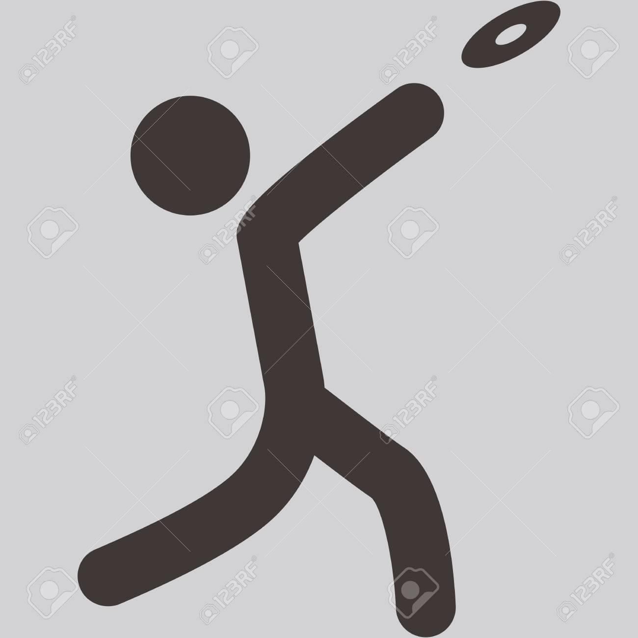 Discus Throw Clip Art