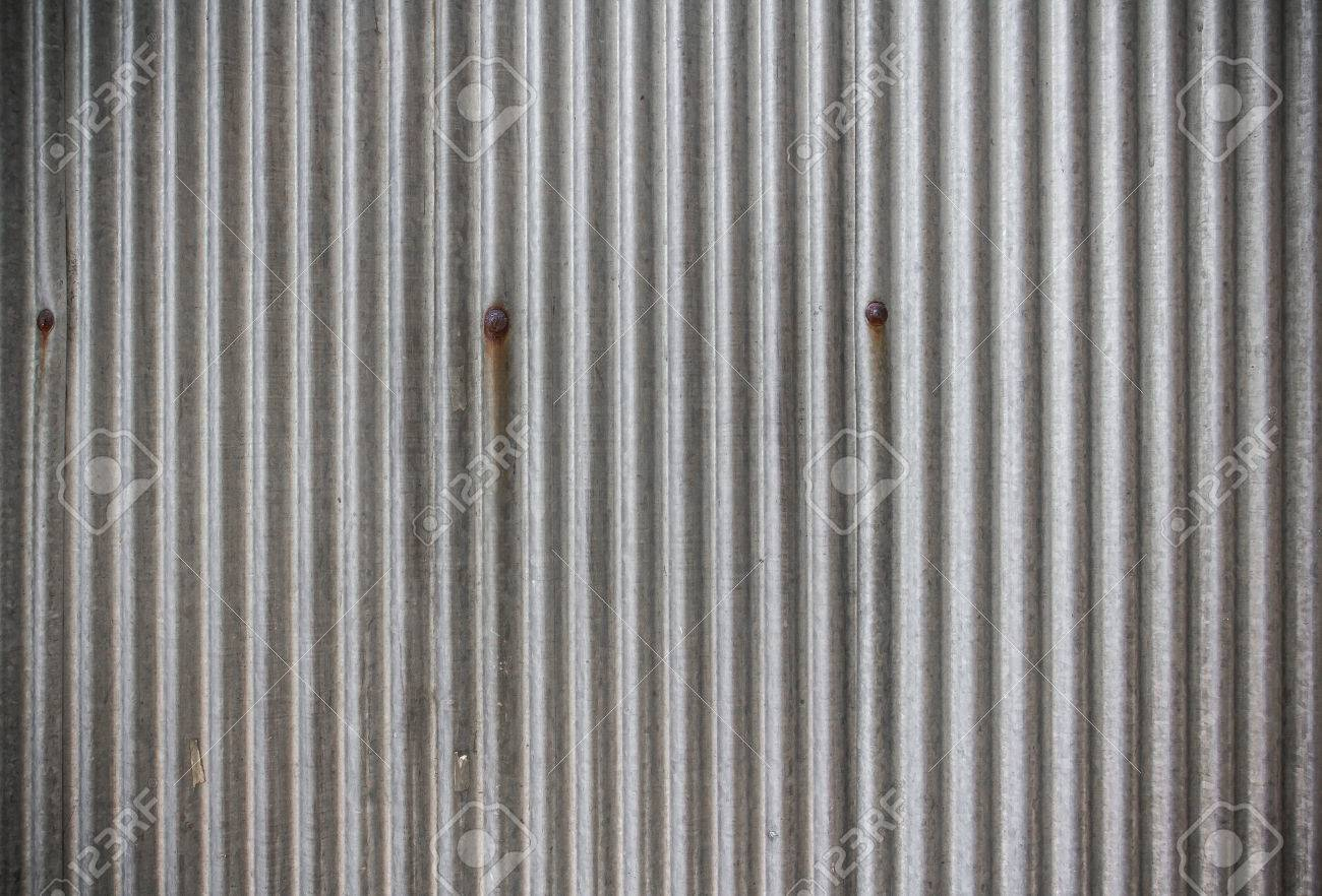 metal wall texture. Industrial Old Metal Wall Texture Surface Background Stock Photo - 40130444
