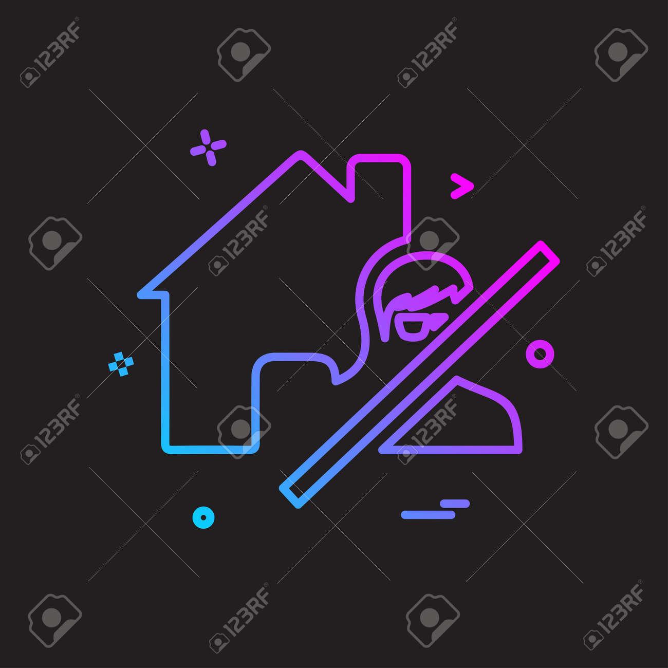 House icon design vector - 122160317