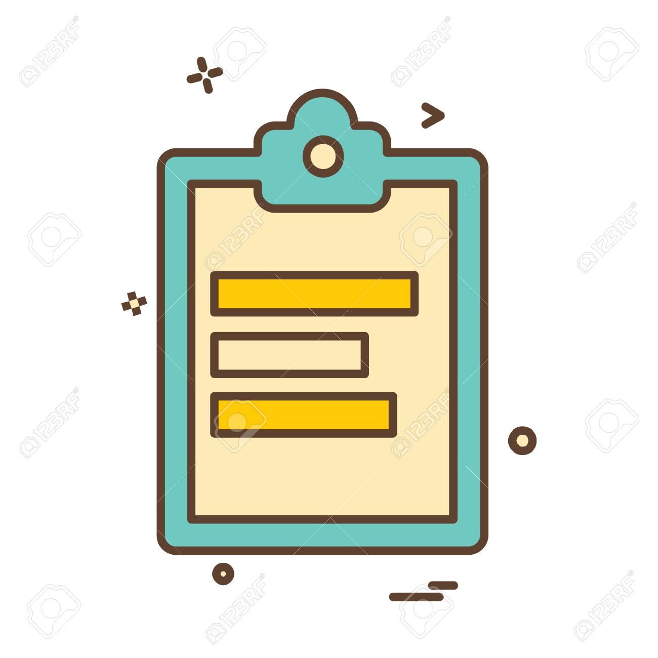 Study icon design vector - 122160394
