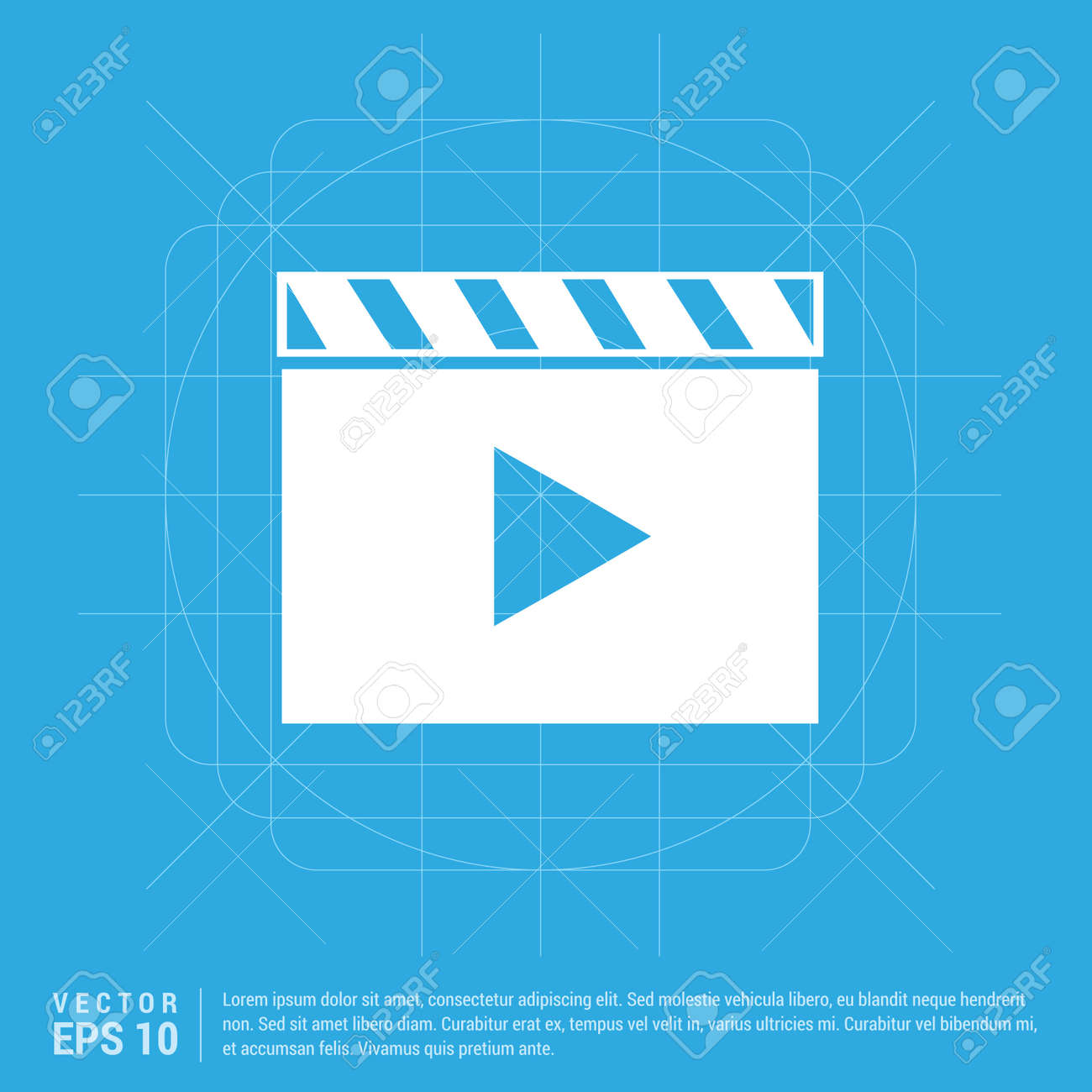 Film icon - 122160408