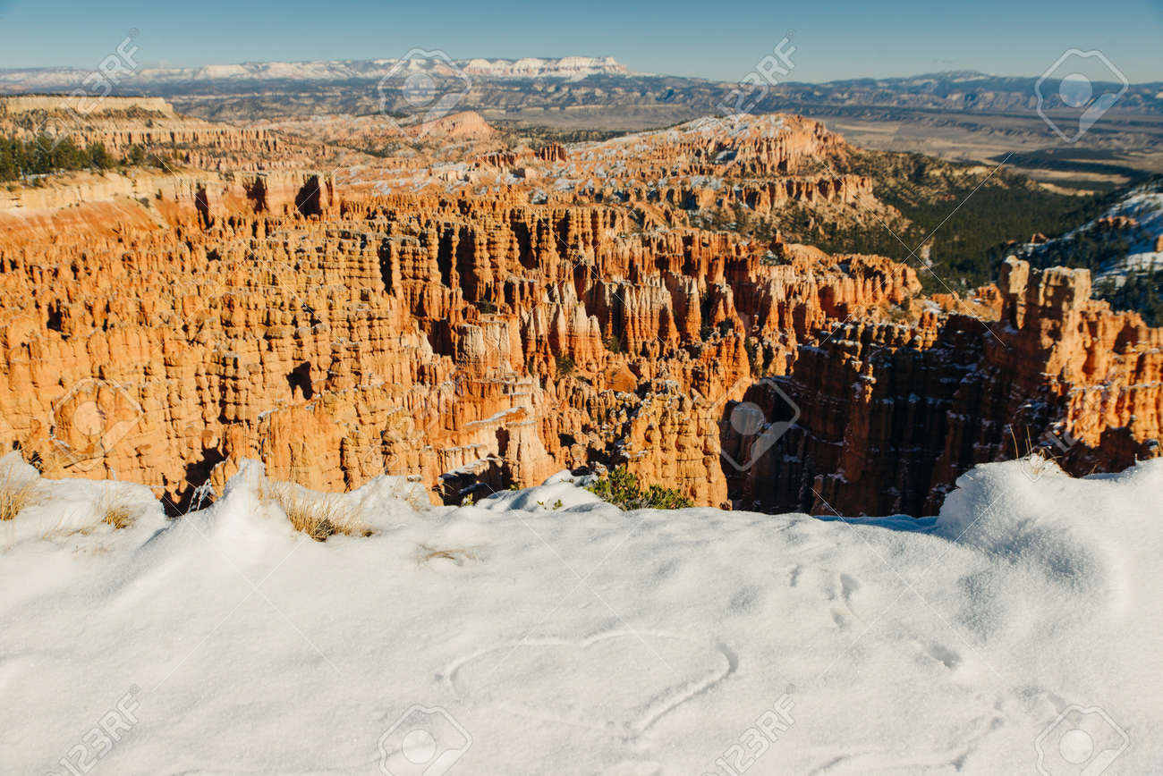 Bryce Canyon National Park in southwestern Utah. - 169532122