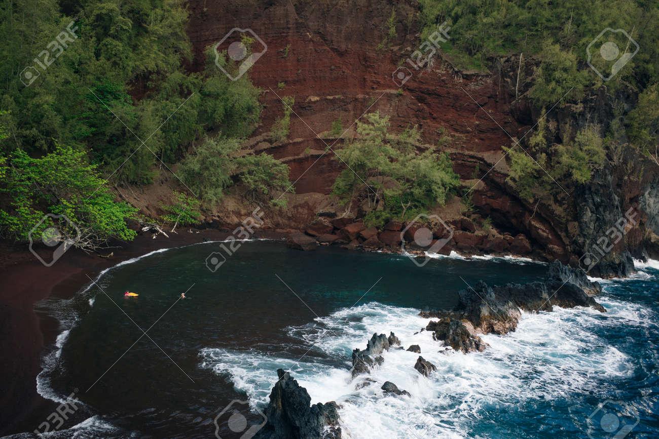 Red Sand Beach on MauI - 169532510