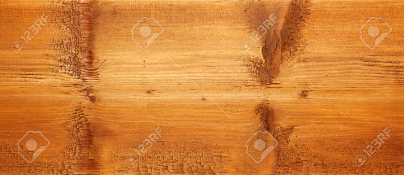 Yellow-brown fir wood board texture Stock Photo - 15027985