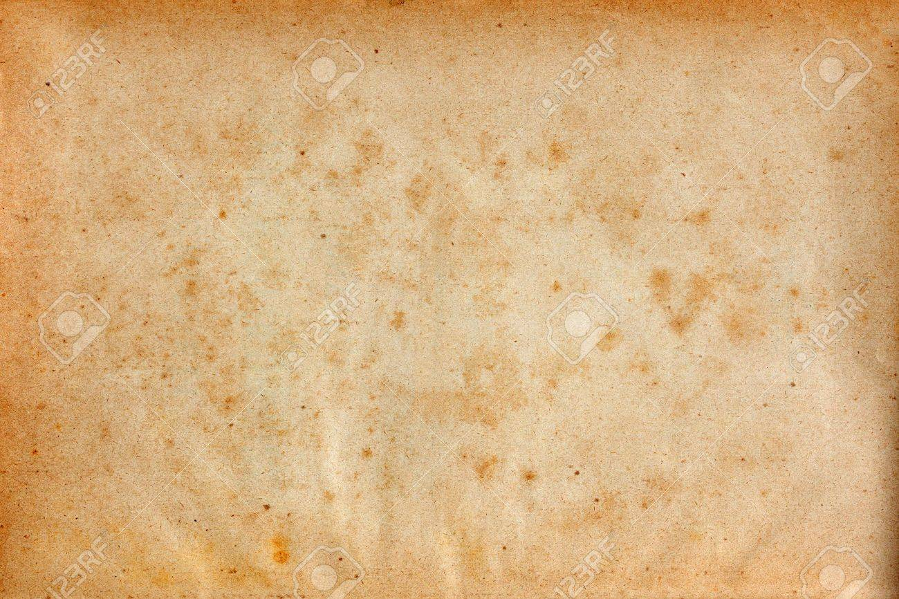 Old paper texture, repro of an old book's page Stock Photo - 16059612
