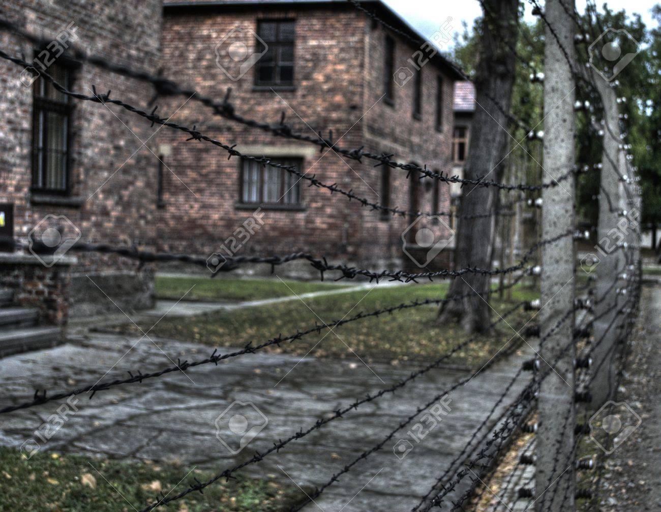 Auschwitz Stock Photo - 12017874