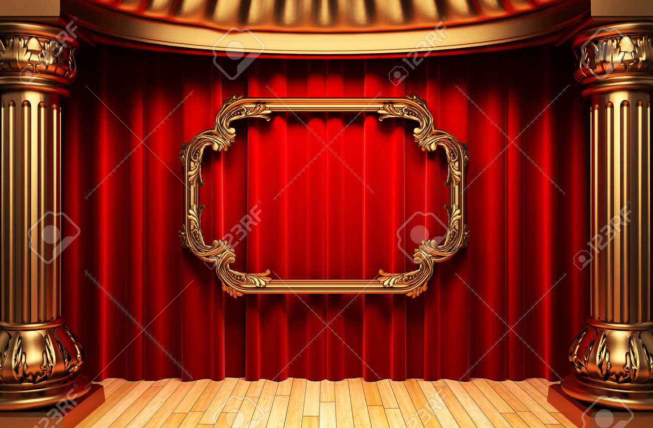 Red And Gold Curtains Choice Image Many Ideas To Decorate Your Home