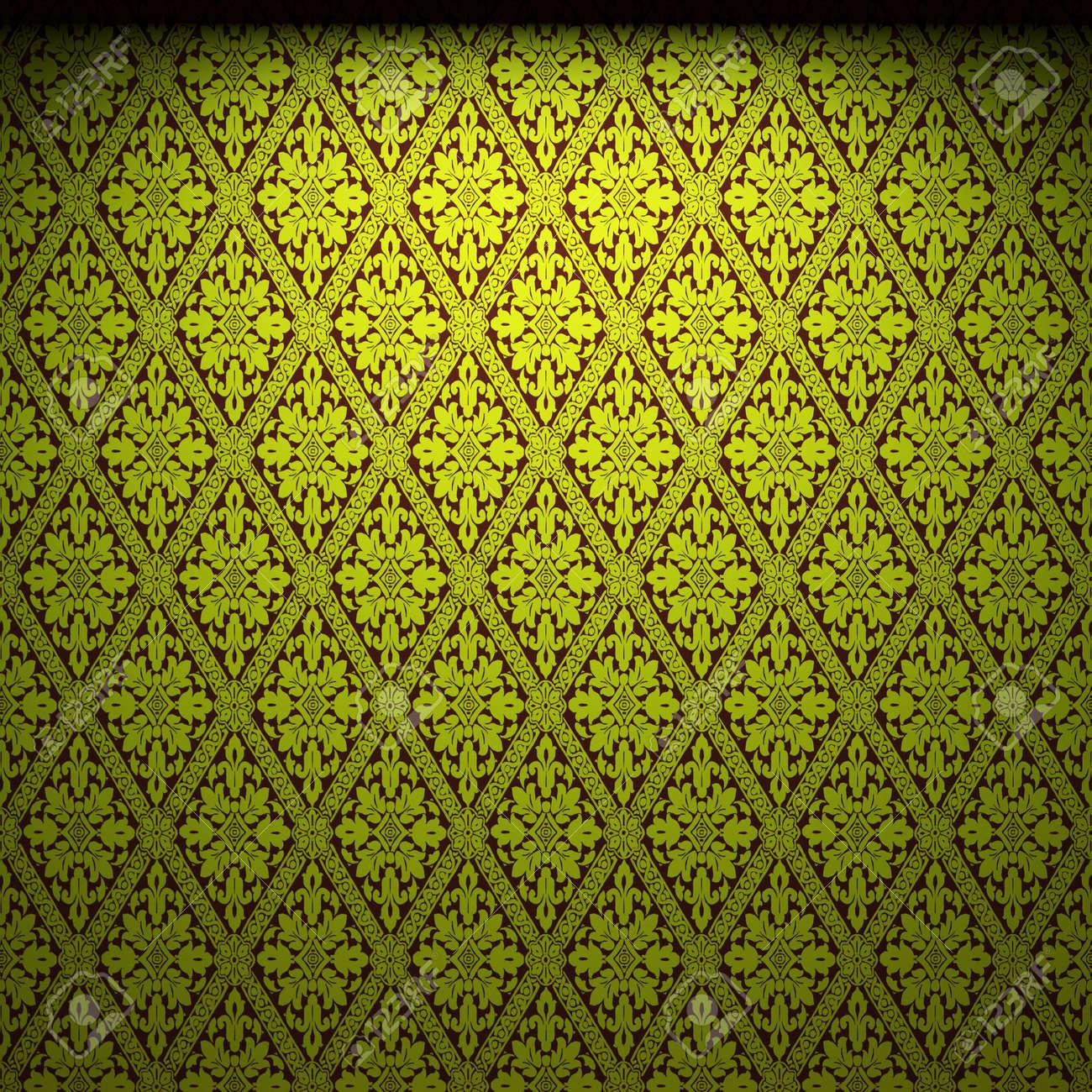 illuminated fabric wallpaper Stock Photo - 6832545