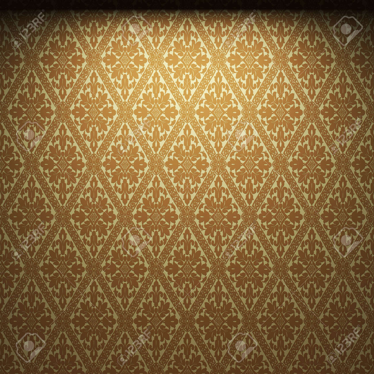 illuminated fabric wallpaper Stock Photo - 6832582