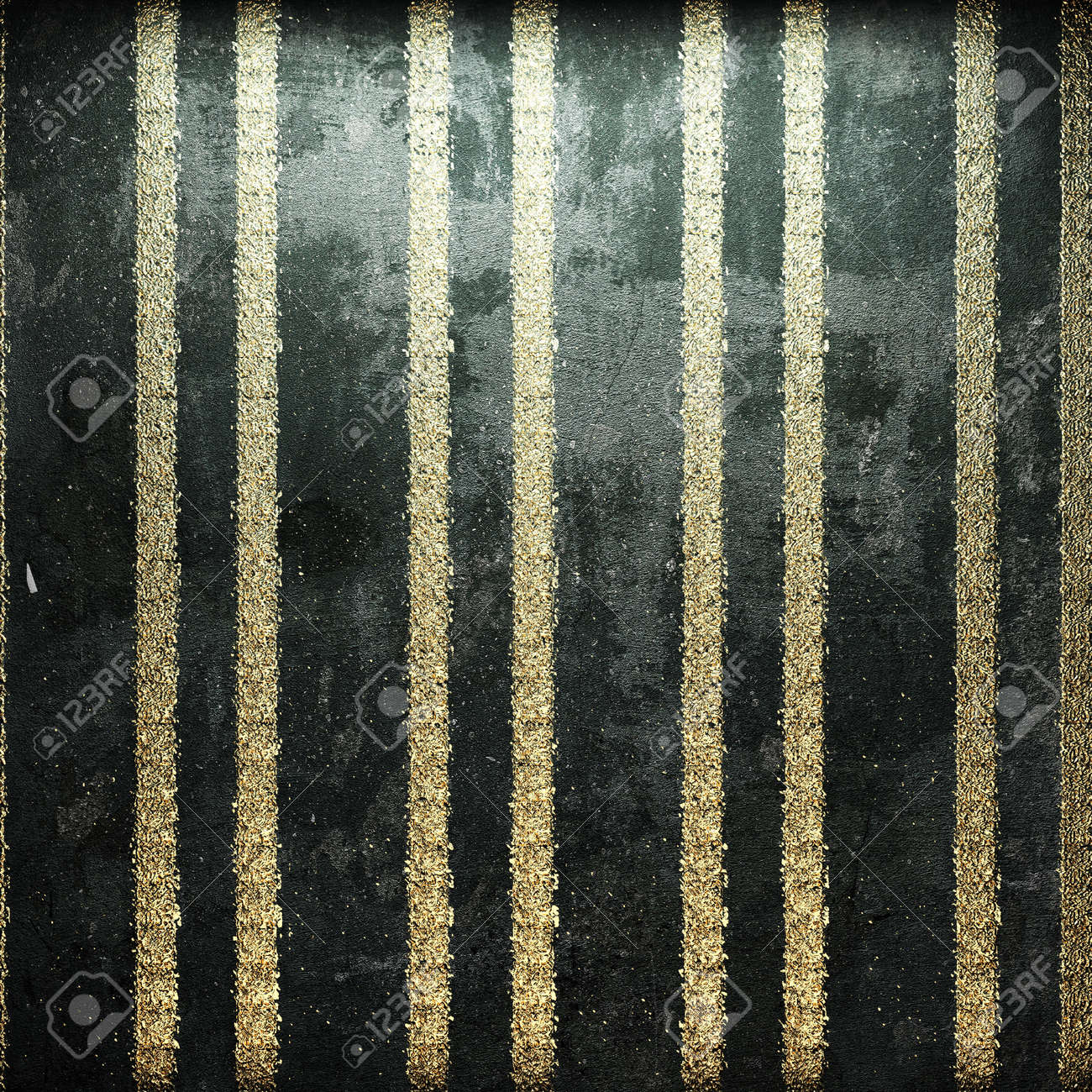 Luxury Golden background made in 3D Stock Photo - 8259693