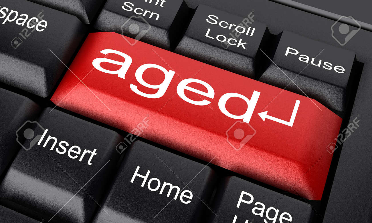Word on keyboard made in 3D Stock Photo - 11726670