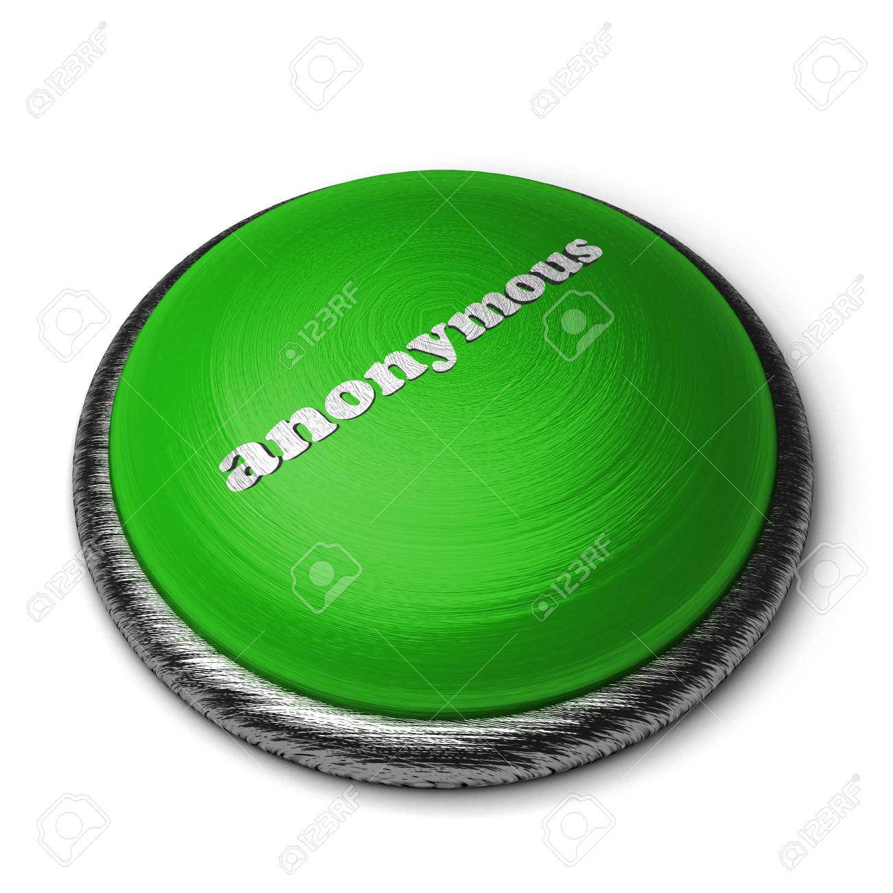 Word on the button Stock Photo - 11823270
