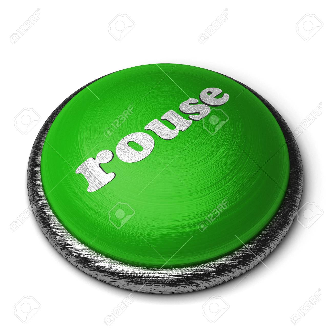 Word on the button Stock Photo - 11821321