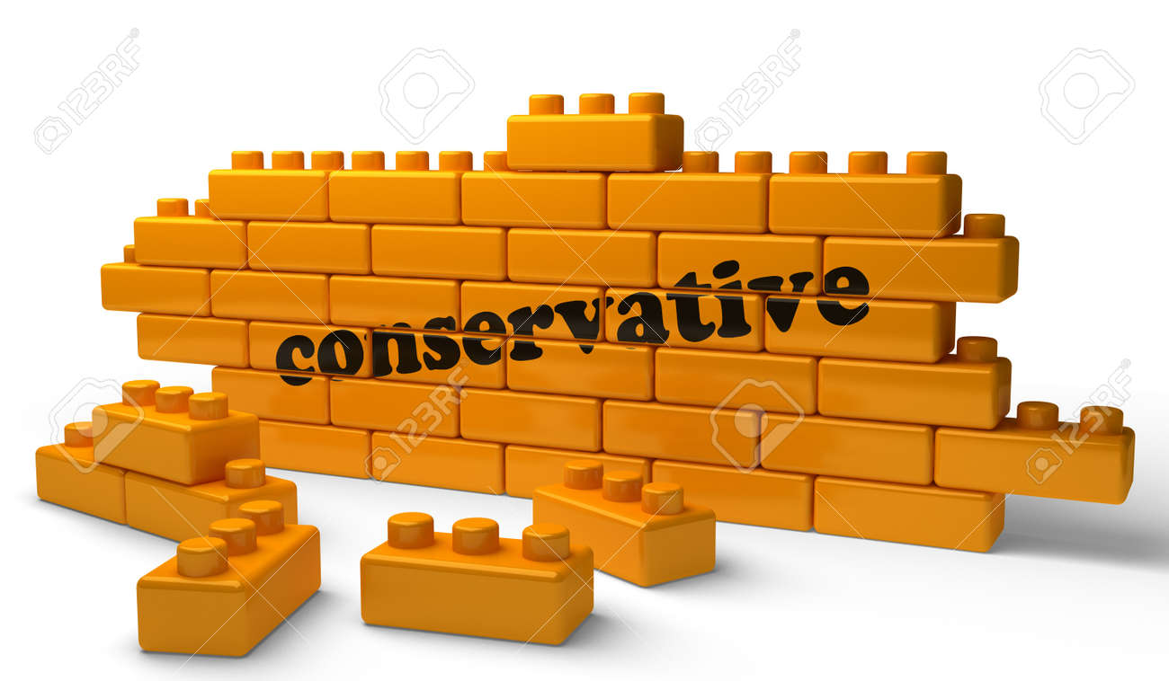 Word on yellow wall Stock Photo - 15344540
