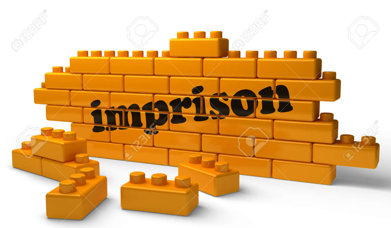 Word on yellow wall Stock Photo - 15377194