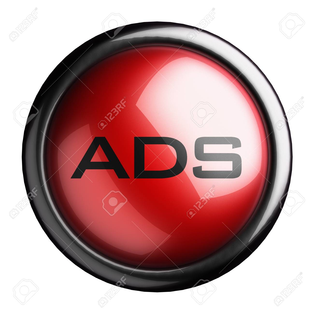 Word on the button Stock Photo - 15582752