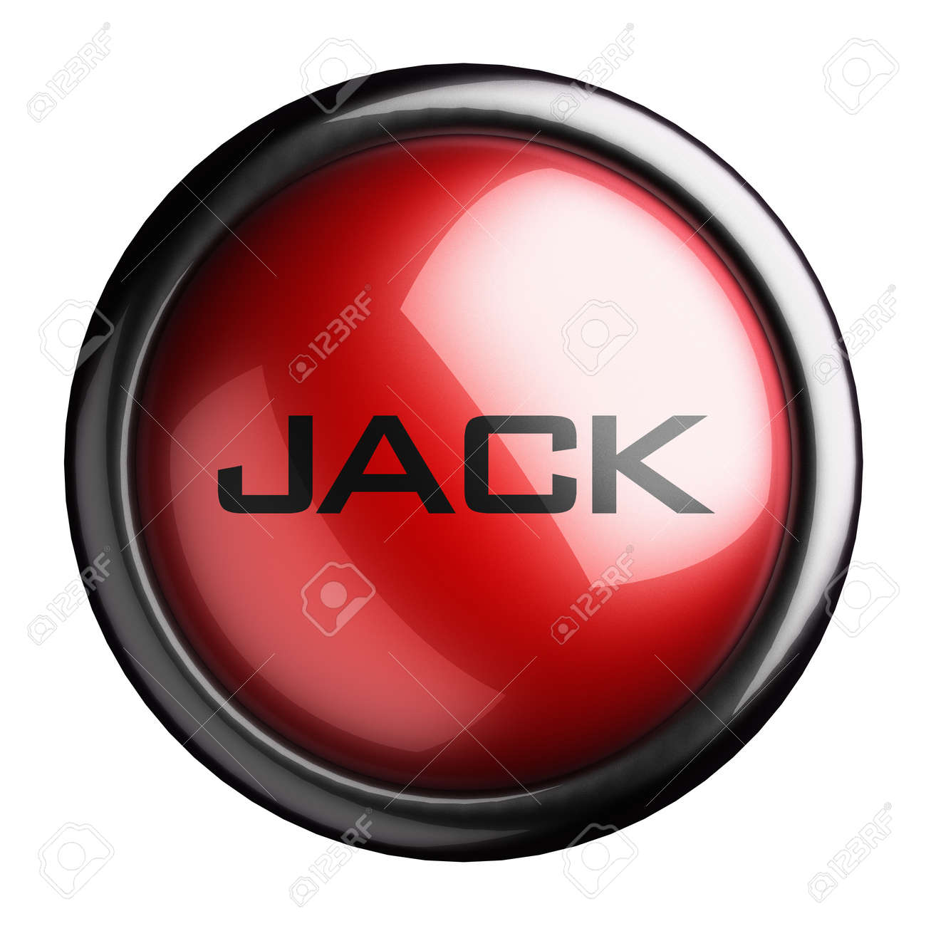 Word on the button Stock Photo - 15610226