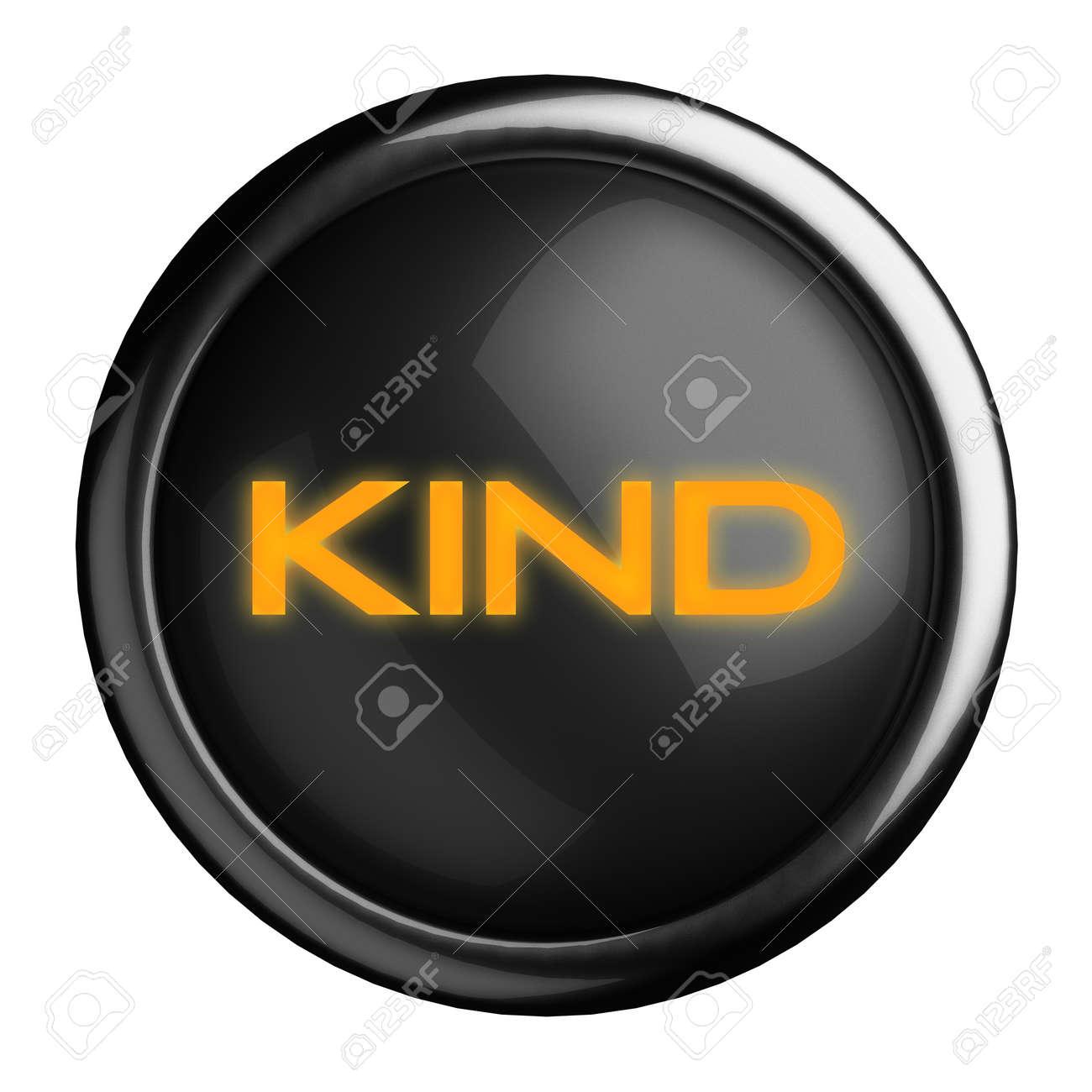 Word on black button Stock Photo - 15666511