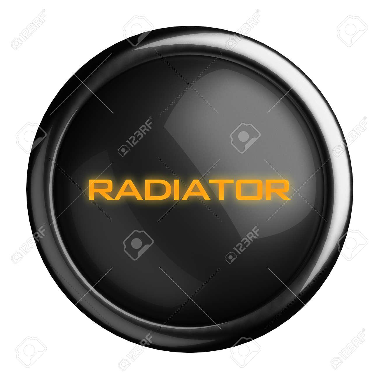 Word on black button Stock Photo - 15710348