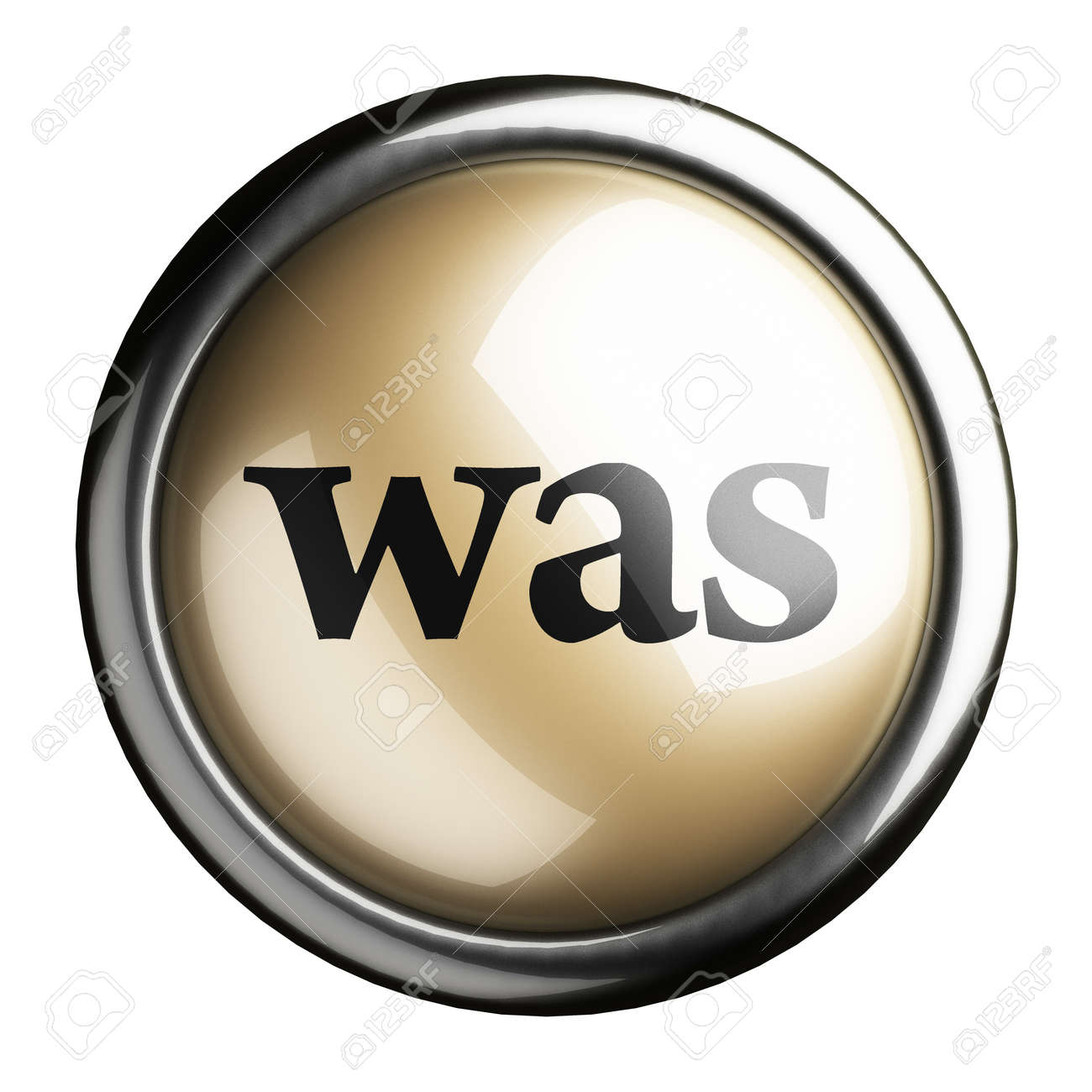 Word on the button Stock Photo - 17749413