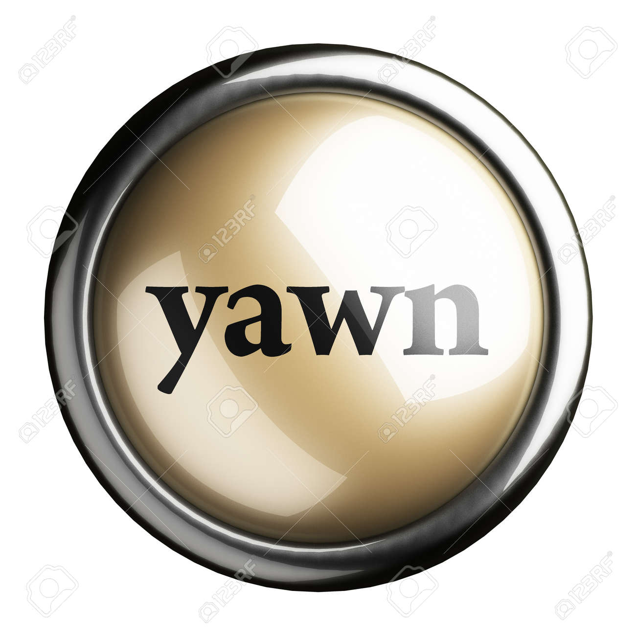 Word on the button Stock Photo - 17749668