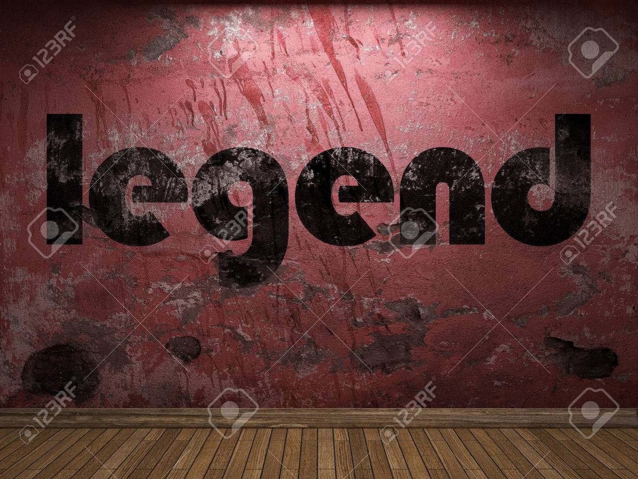 a legend stock photos pictures royalty a legend images and a legend legend word on red wall stock photo