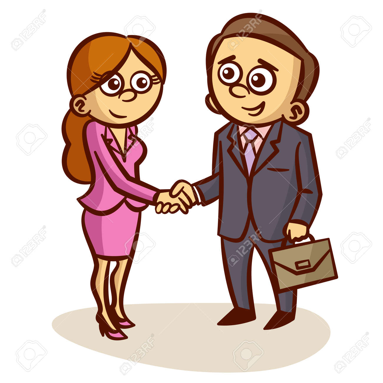 business partners shaking hands partnership clipart royalty free rh 123rf com clip art for business websites clipart for business's