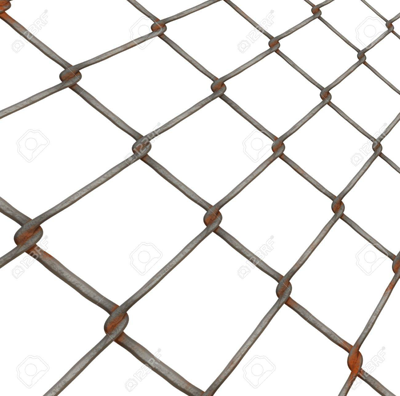 Rusty Chain Link Fence Stock Photo Picture And Royalty Free Image Image 1789879