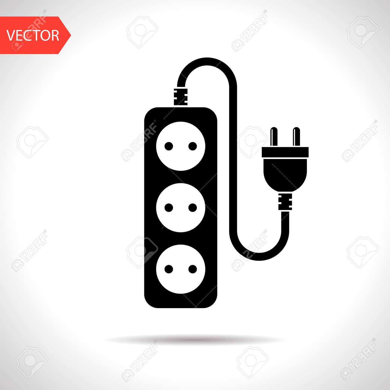 438 Outlets Power Strip Cliparts, Stock Vector And Royalty Free ...